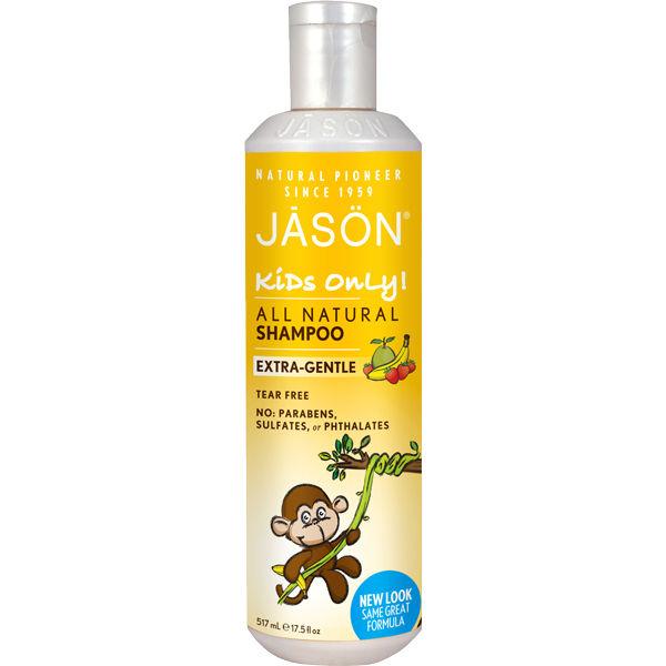 JASON KIDS ONLY! Extra SanftesShampoo 517ml