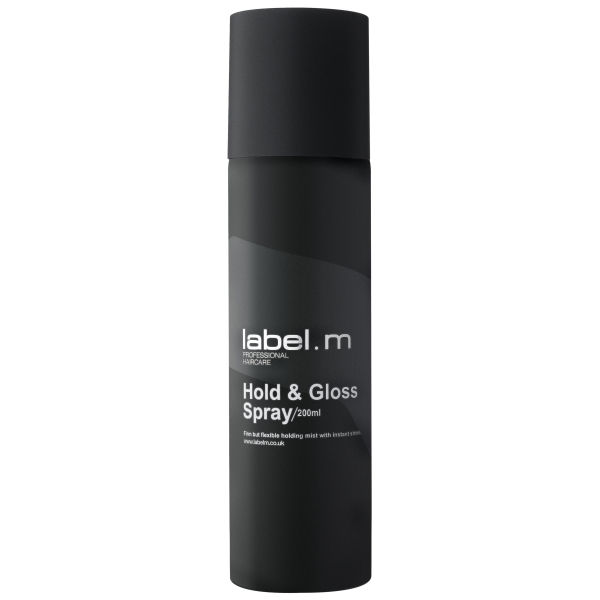 label.m Hold & Gloss Spray (200ml)