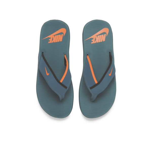 Nike M 228 Nner Celso Solarsoft Riemen Flip Flops Blau