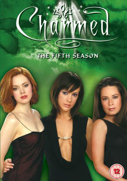 Charmed Complete Season 5 Repackaged Dvd Zavvi
