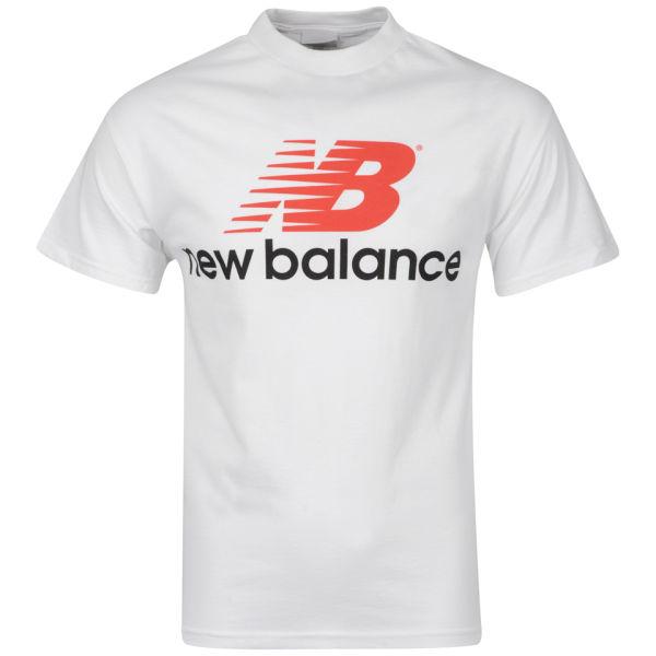 new balance men's logo t-shirt