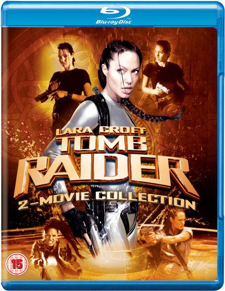 Tomb Raider 1 And 2 Blu Ray Zavvi