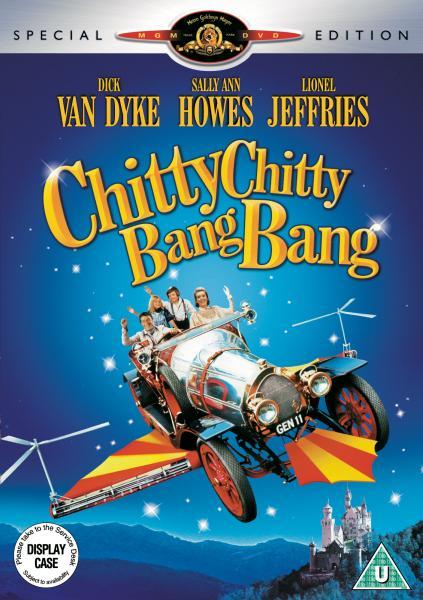 Chitty Chitty Bang Bang Special Edition Dvd Zavvi