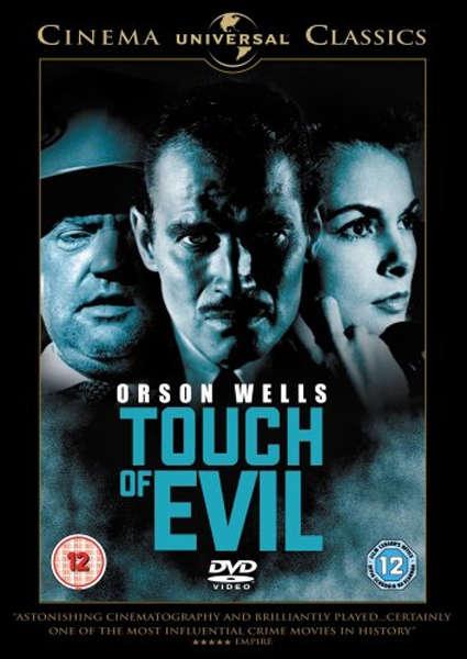 Touch Of Evil DVD | Zavvi.com