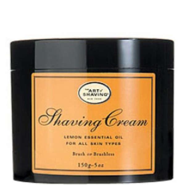 The Art of Shaving Shaving Cream Lemon 150g