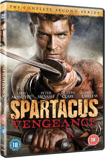 Spartacus: Vengeance - Season 2