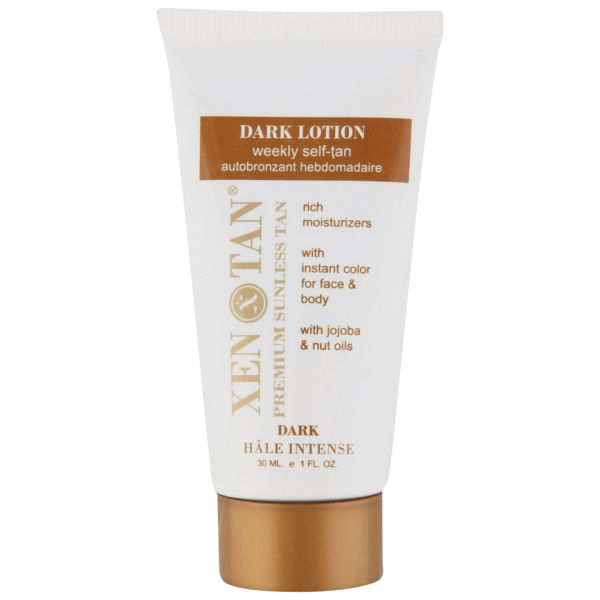 XEN-TAN Dark Lotion Mini 30ml - Free Gift