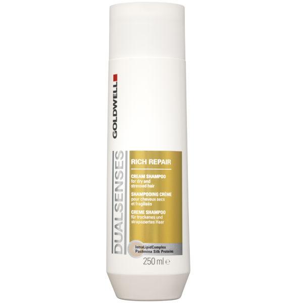 Goldwell Dualsenses Rich Repair Cream Shampoo (250ml)