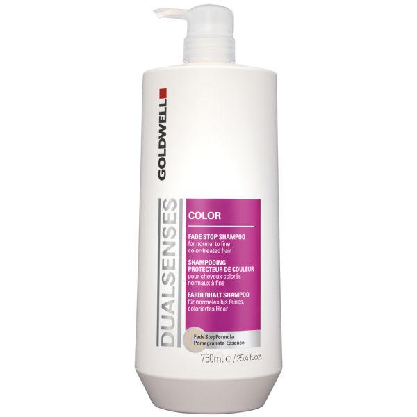 Goldwell Dualsenses Color Fade Stop Shampoo 750ml Free