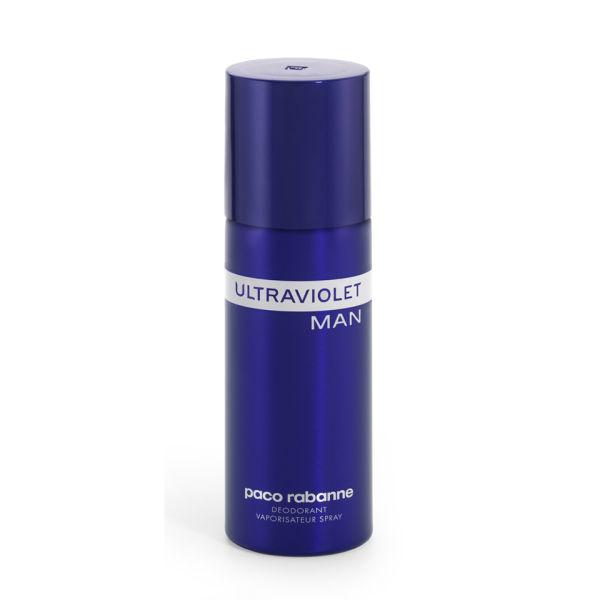 Paco Rabanne Ultraviolet Man Deodorant-Spray (150 ml)