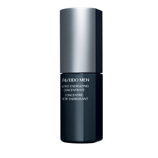 Concentrado energizante activo Shiseido Men (50ml)