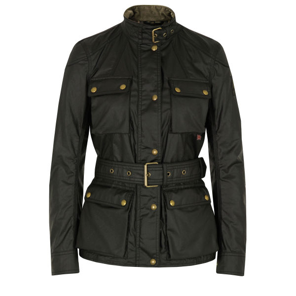 Belstaff Women's Roadmaster Antique Jacket - Black