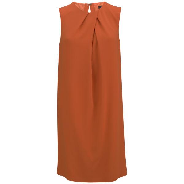 Joseph Women's Jools-Fluid Dress - Orange