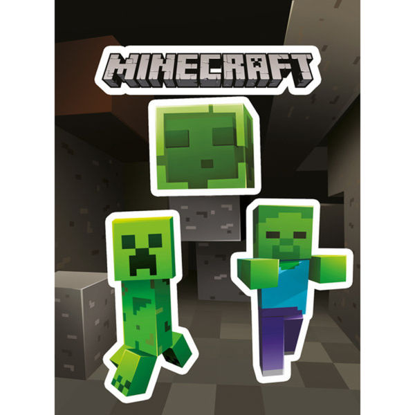 Minecraft Creepers - Vinyl Sticker Pack