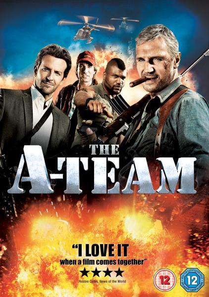 The A Team Dvd Zavvi Com