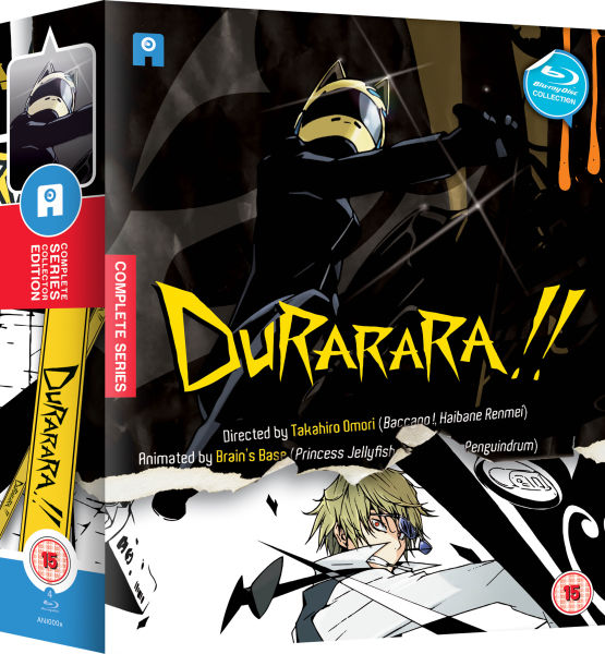 Durarara!! - Limited Edition Box Set: Image 01