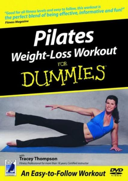 Pilates Weight Loss Workout For Dummies DVD - LOVEFiLM