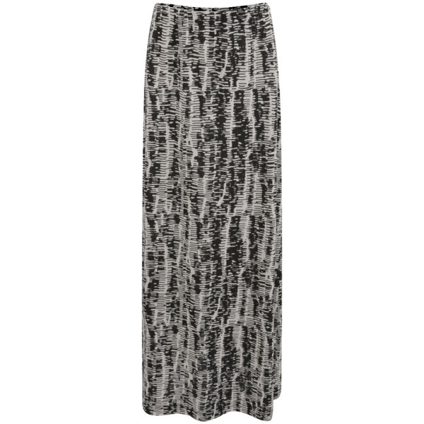 Great Plains Women's Spindle Maxi Skirt - Black Combo
