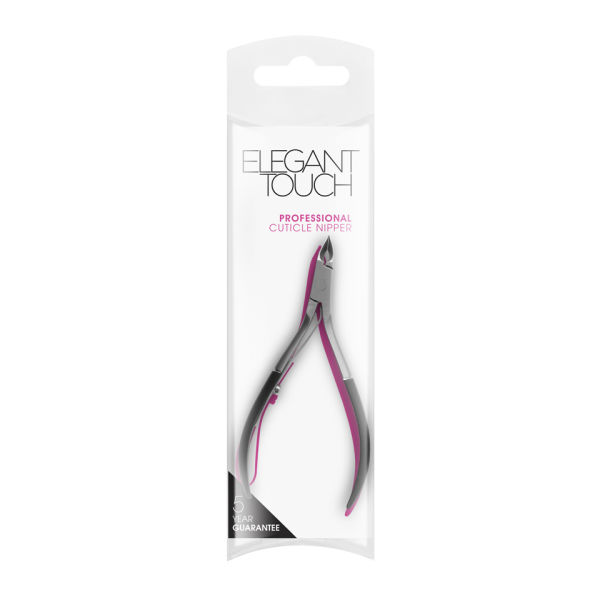 Elegant Touch Professional Cuticle Nipper