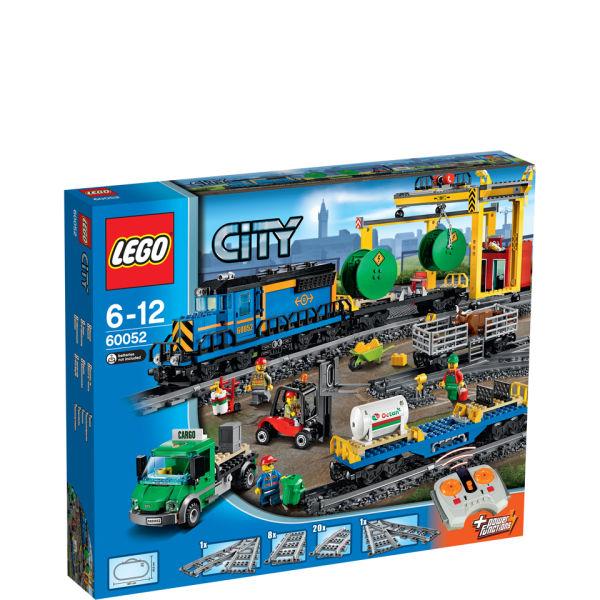 LEGO City Trains Cargo Train
