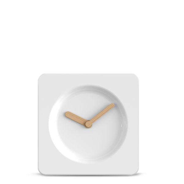 LEFF Amsterdam Tile Clock 25cm - White