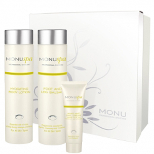 Monu Trio Pack Body 3 Products Free Delivery