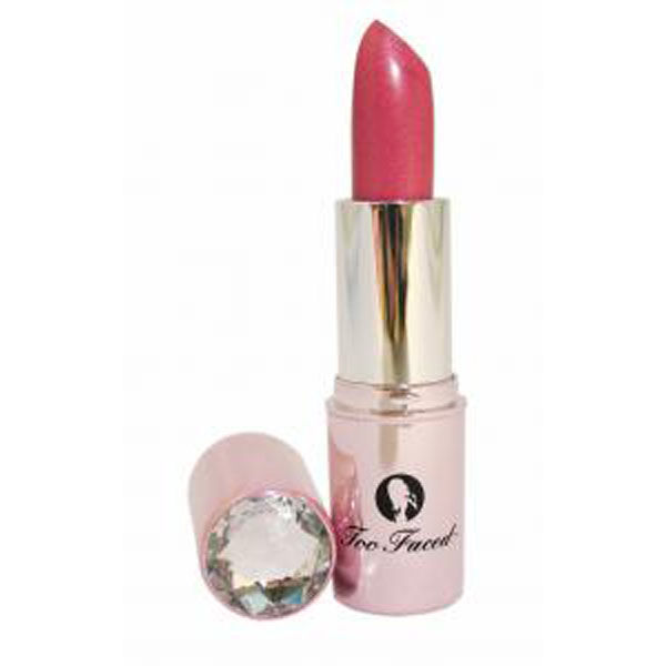 Too Faced Lip Of Luxury Champagne Infused Lipstick - Cupcake