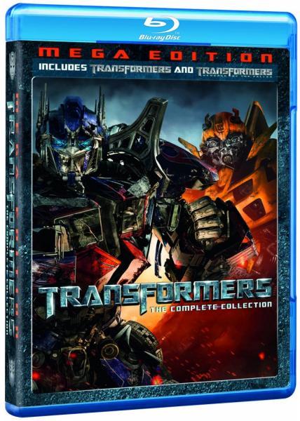 Transformers/Transformers - Revenge Of The Fallen Blu-ray ... Shia Labeouf