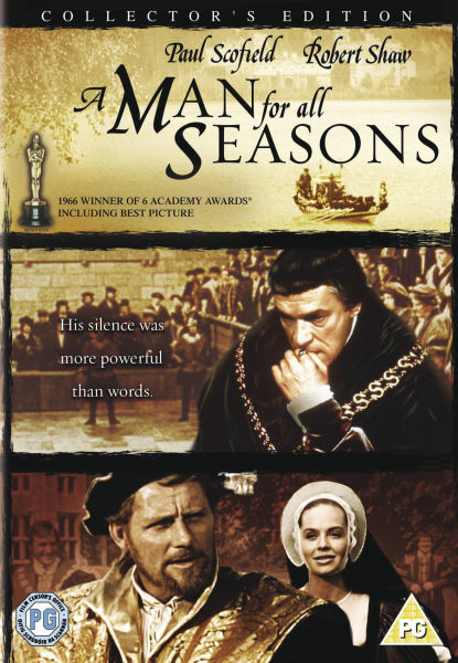 an analysis of the conflict between thomas more and henry viii in a man for all seasons The story of sir thomas more and his struggle with king henry still has a lasting  the conflict between the individual and the  a man for all seasons,.