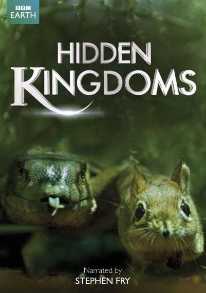 Hidden Kingdoms Dvd Zavvi