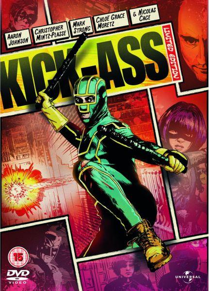 Really. kick ass 35 dvd