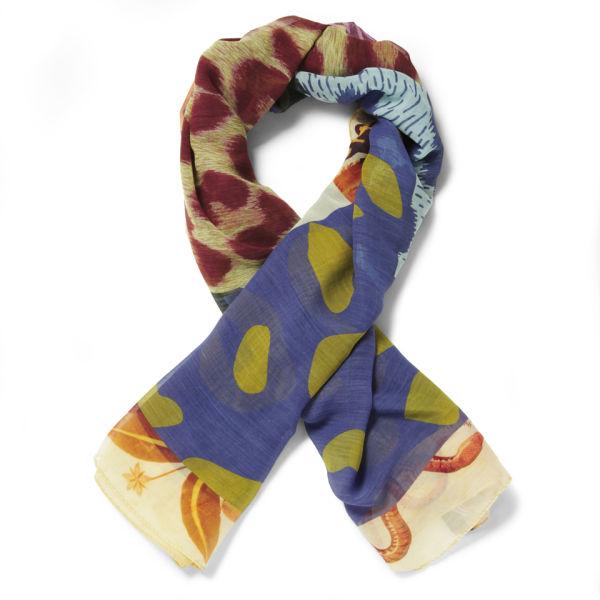 Vivienne Westwood Leopard Scarf - Multi