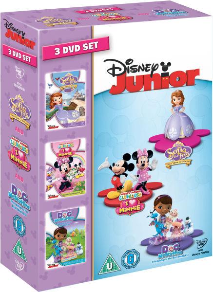Disney Junior Collection DVD | Zavvi
