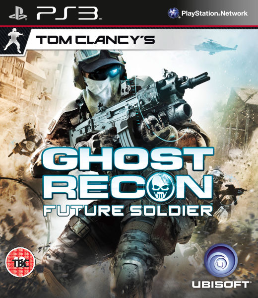 Tom clancy s ghost recon 4 future soldier ps3 zavvi com