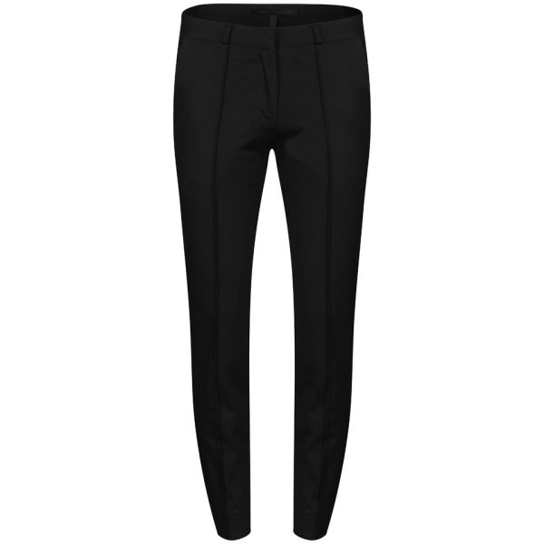 Victoria Beckham Women's Chino Woven Pants - Black
