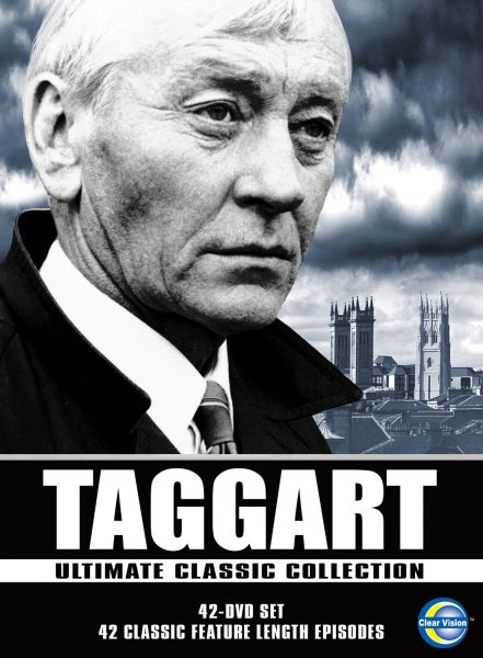 Taggart The Ultimate Classic Collection Dvd Zavvi