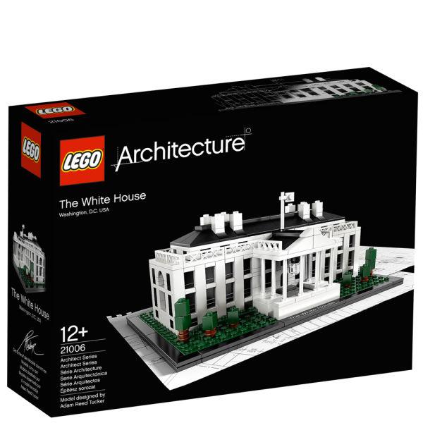 LEGO Architecture: The White House (21006) Toys | TheHut.com