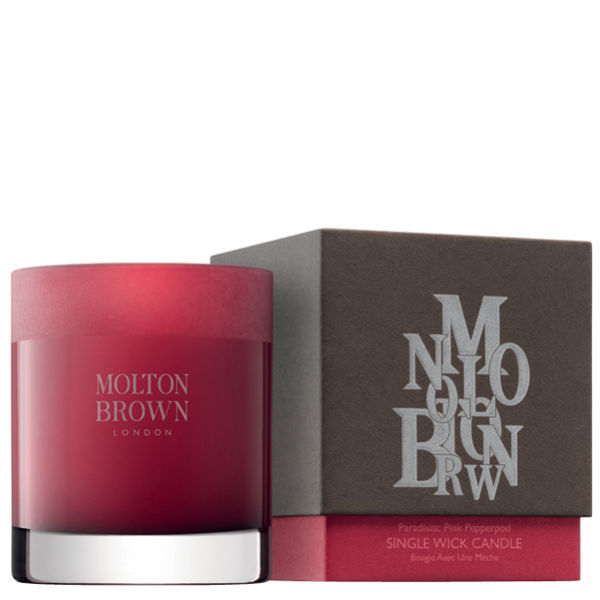 Molton Brown Paradisiac Pink Pepperpod Medio Candela