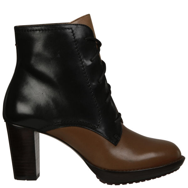 Paul Smith Shoes Women's Boots - Olea - Taupe and Black