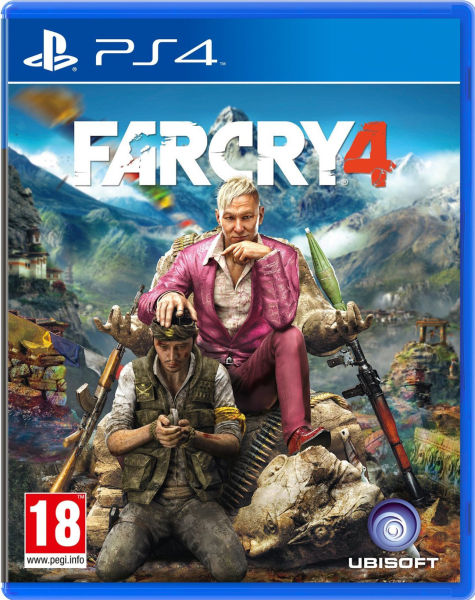 Far Cry 4 PS4 | Zavvi.com