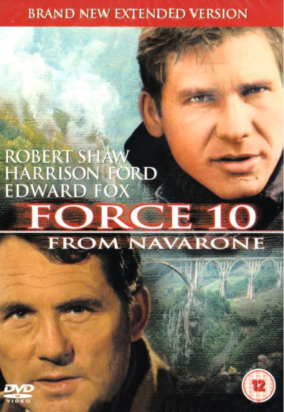 Force 10 From Navarone DVD | Zavvi.com