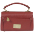 Mischa Barton Etienne Mini Box Shoulder Bag - Red: Image 3