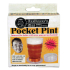 Collapsible Pocket Pint Glass: Image 3