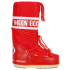 Moon Boot Women's Nylon Boots - Red: Image 3