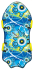 Snow Board Groover - 47 Inch: Image 1