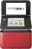 Nintendo 3DS XL Console (Red and Black): Image 1