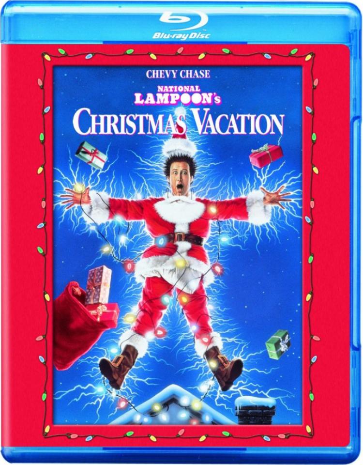 National Lampoon's Christmas Vacation Blu-ray