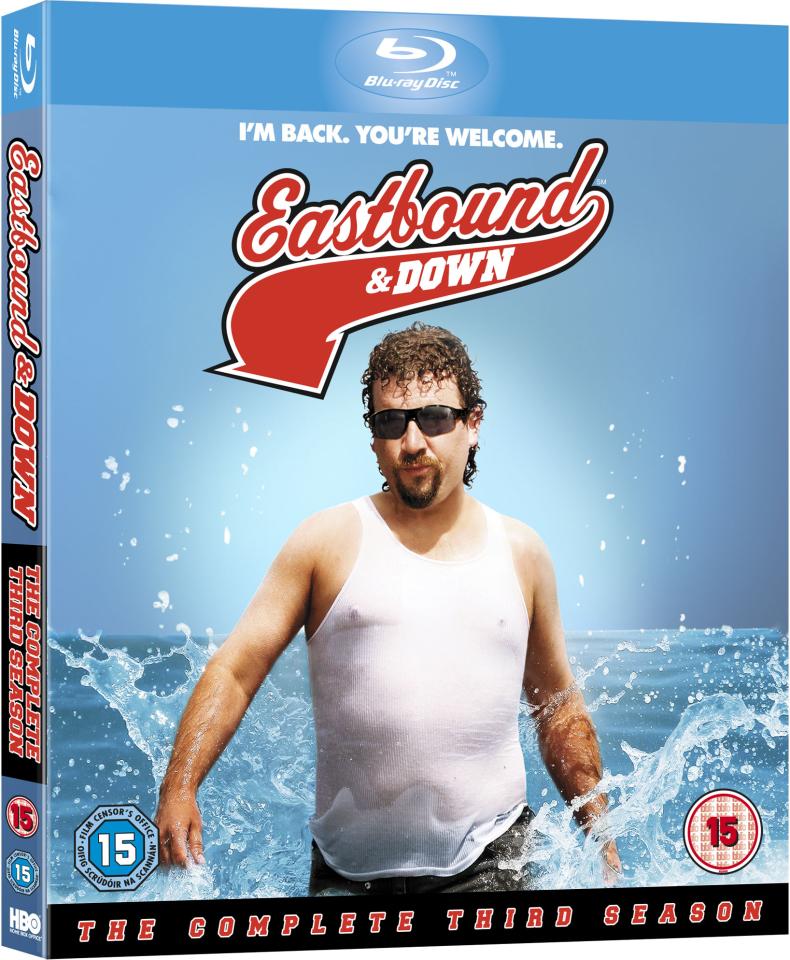 eastbound down season 4  eBay