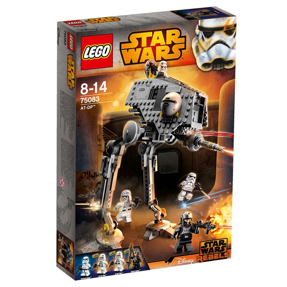 Lego star wars at dp 75083 toys zavvi - Croiseur interstellaire star wars lego ...