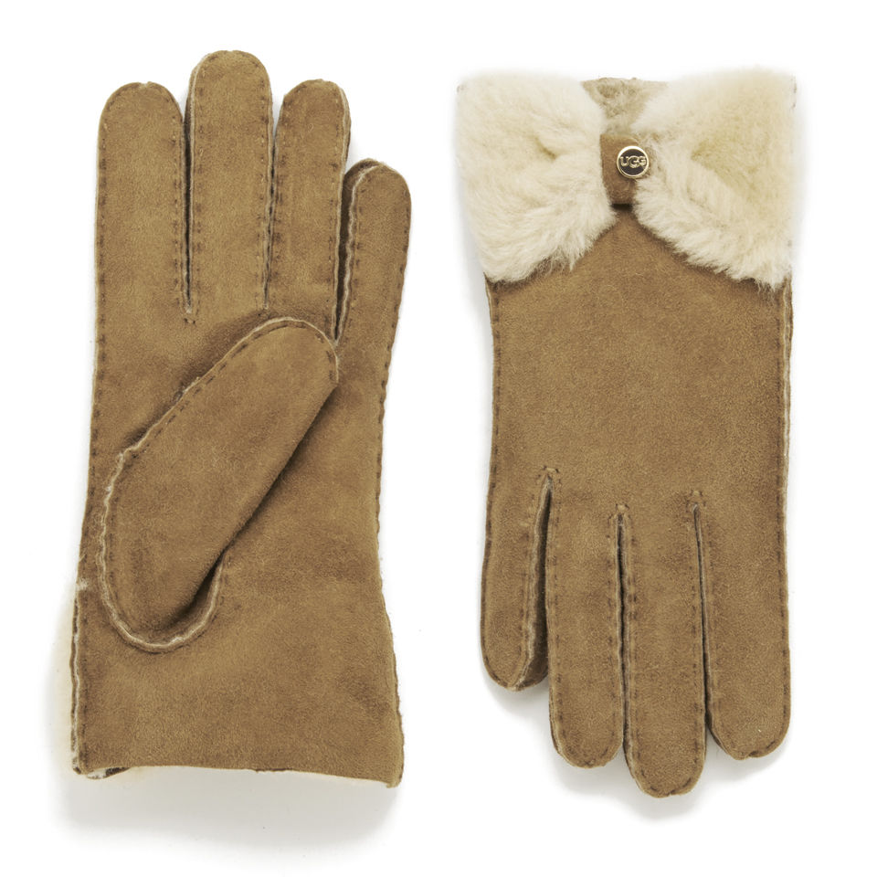cea7f2579f1f8 Chestnut Ugg Gloves - cheap watches mgc-gas.com